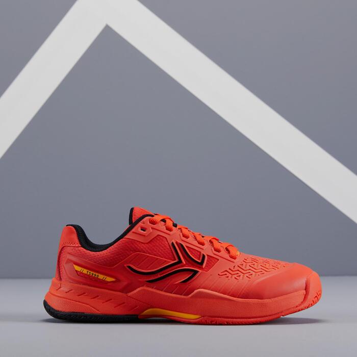 Tennisschoenen voor kinderen TS990 rood