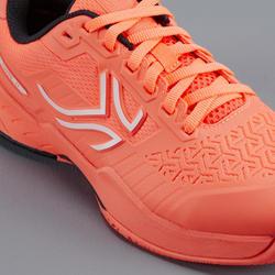 Tennisschoenen voor kinderen TS990 koraalrood