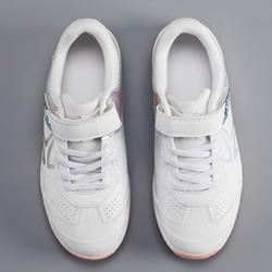 Tennisschoenen voor kinderen TS160 iriserend