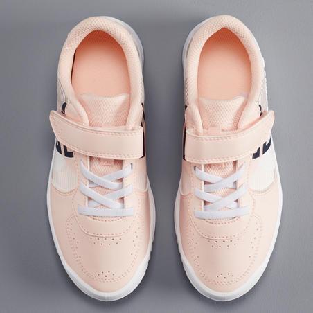 Kids' Tennis Shoes TS130 - Pink/White
