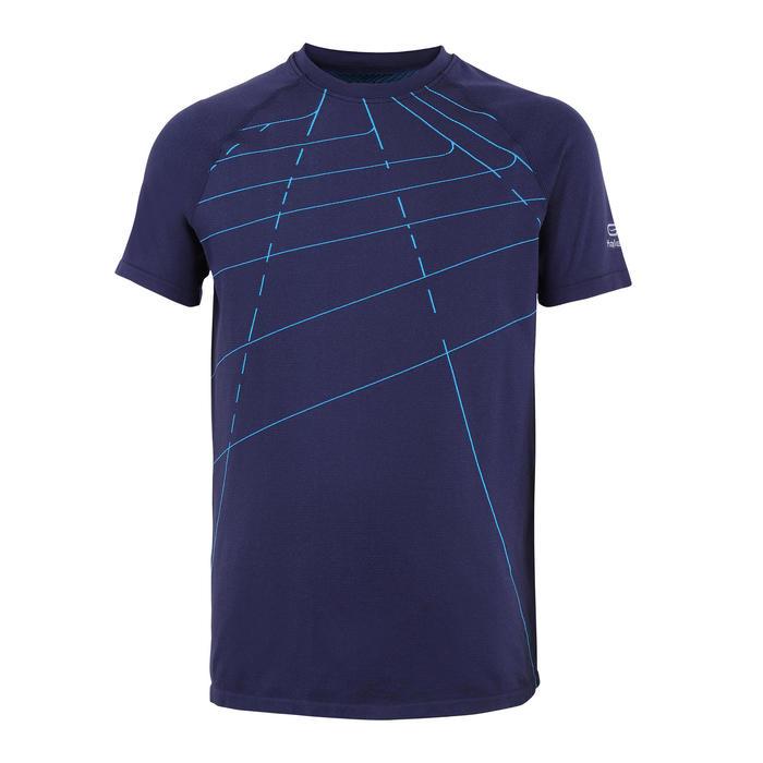Kids' Athletics Comfort T-shirt AT 300 - navy blue