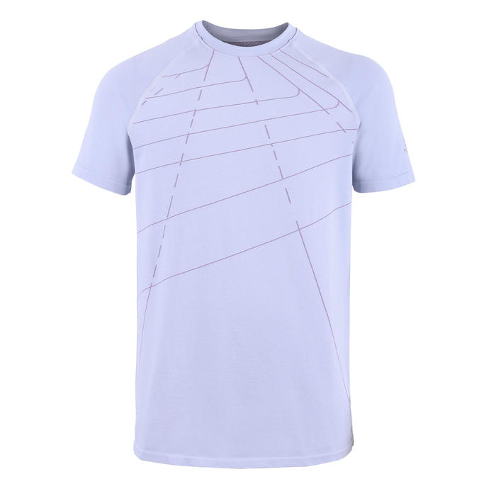 Kids' Athletics Comfort T-Shirt AT 300 - light grey