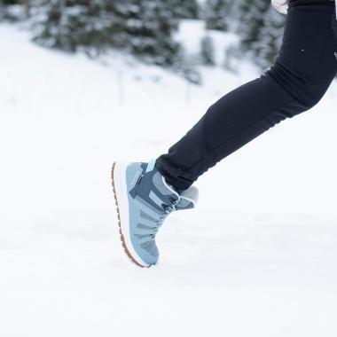 Bien choisir ses chaussures pour randonner en hiver - titre