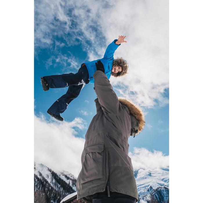 Warme en waterdichte sneeuwwandelbroek voor kinderen SH500 U-Warm 2-6 jaar