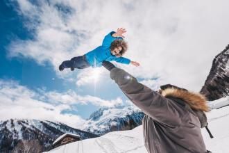 Il neige ? 10 activités à faire pour profiter de la météo !