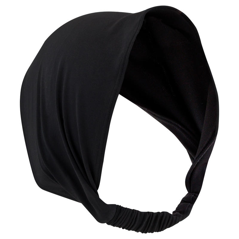 Running Women's Headband - Black