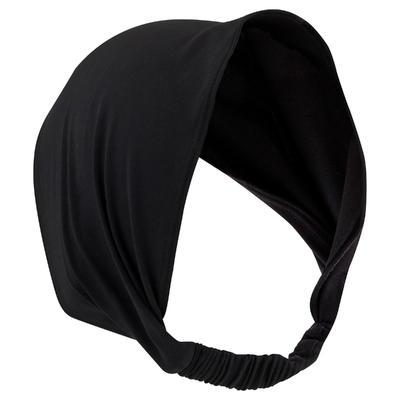 رباط رأس للركض للسيدات - أسود