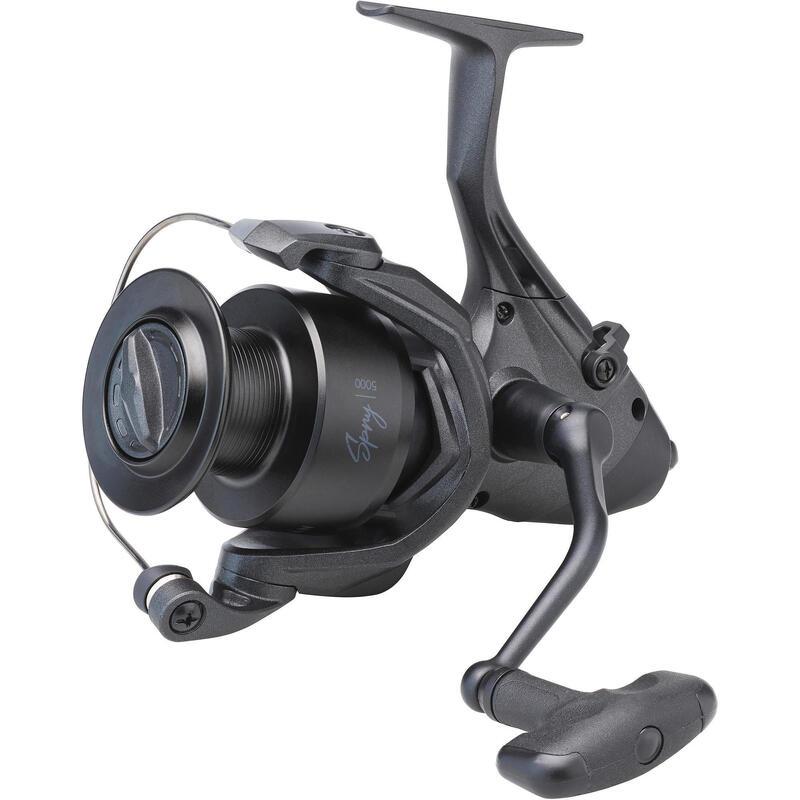 Vrijloopmolen voor karpervissen Spry 5000