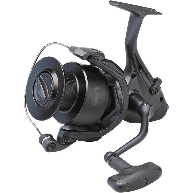 Carp Fishing Baitrunner Reel SPRY 6000