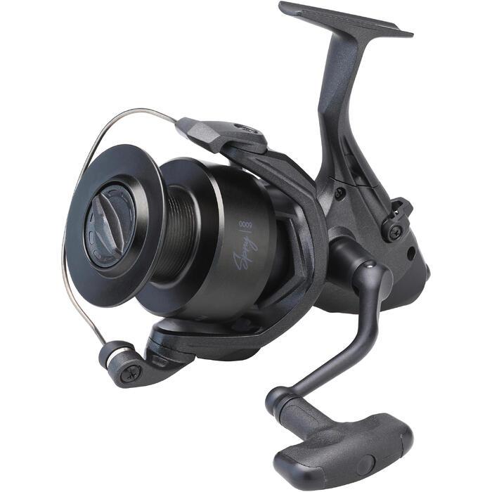 Vrijloopmolen voor karpervissen Spry 6000