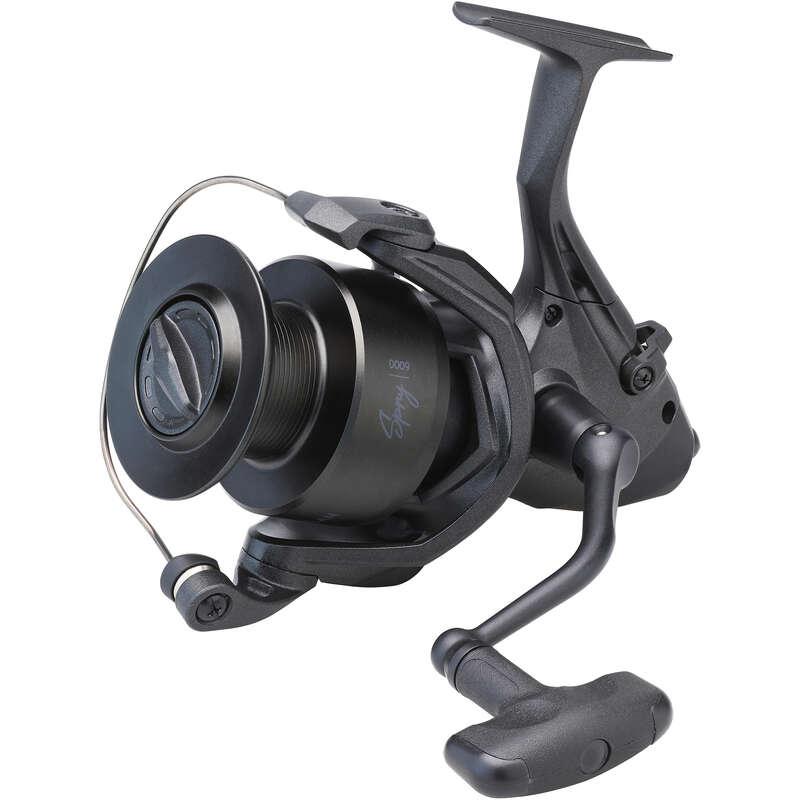 PONTYOZÓ HORGÁSZBOT Horgászsport - Nyeletőfékes orsó Spry 6000 CAPERLAN - Pontyhorgászat