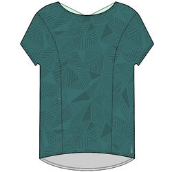 Loose Fitness T-Shirt - Green