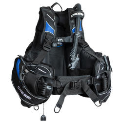 GAV/Jacket subacqueo TRAVELIGHT