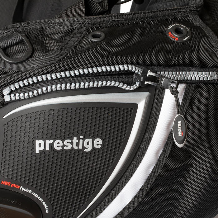 Gilet stabilisateur de plongée bouteille enveloppant Prestige 2 MRS +