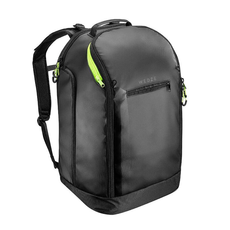 Ski Competition Backpack 60L - Black