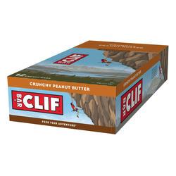 Barre Énergétique CLIF BAR Beurre de cacahuète 12x(68 g)