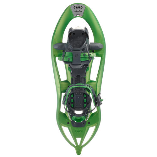 Raquettes à neige grands tamis - TSL 325 RIDE vert -