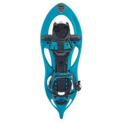 Raquetes de Neve Encordoamento Pequeno 305 Ride - Azul Turquesa