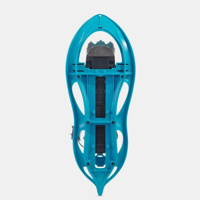 Raquettes à neige petits tamis 305 RIDE Turquoise