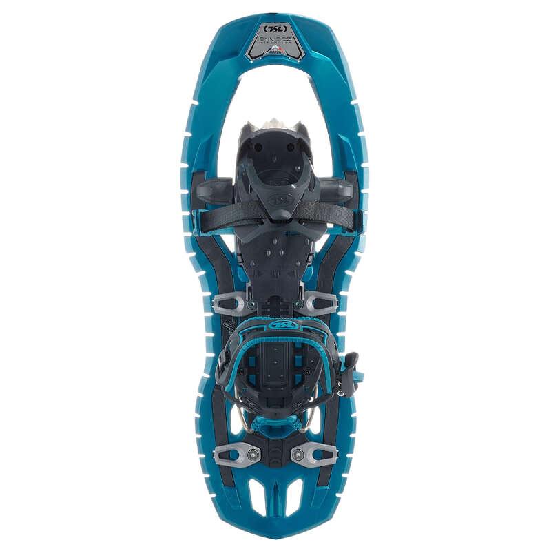 Schneeschuhe, -zubehör Wandern - Schneeschuhe Access blau TSL - Winterwandern