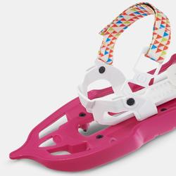 Wandelschoenen voor de sneeuw kinderen TSL 302 Freeze roze
