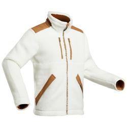 Warme fleece jas voor wandelen Heren - SH500 U-WARM