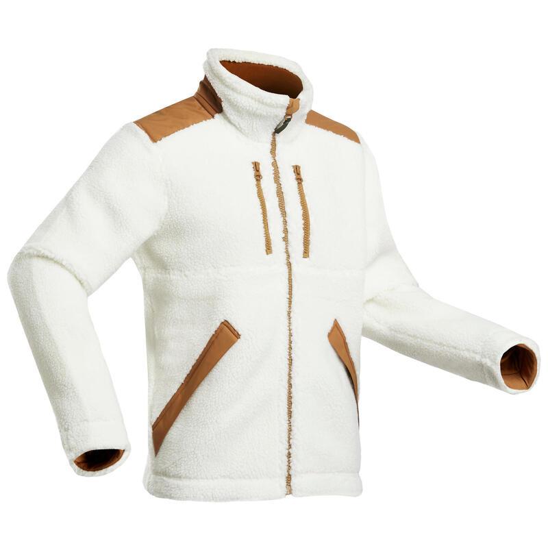 Veste polaire chaude de randonnée - SH500 ultra-warm - homme