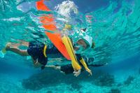 Snorkelling Buoy 100 Neon Orange