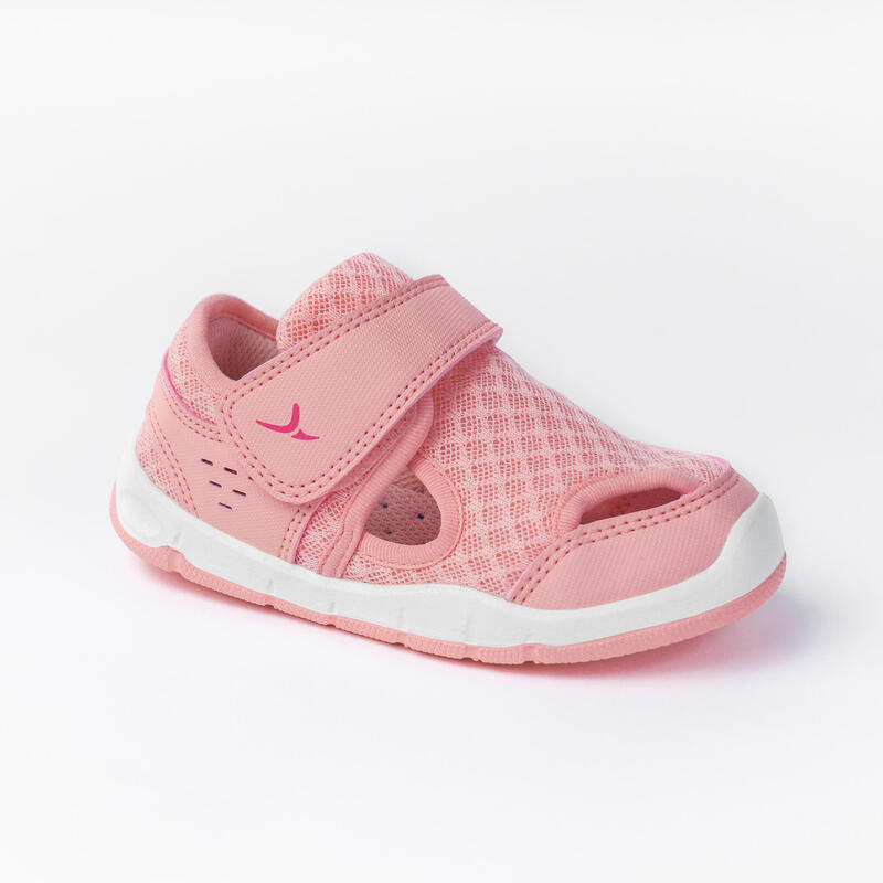 CHAUSSURE 700 I LEARN BABY GYM ROSE CN