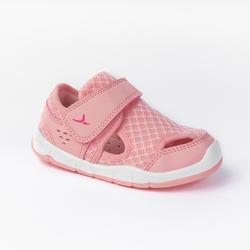 Turnschuhe 700 I Learn Baby rosa