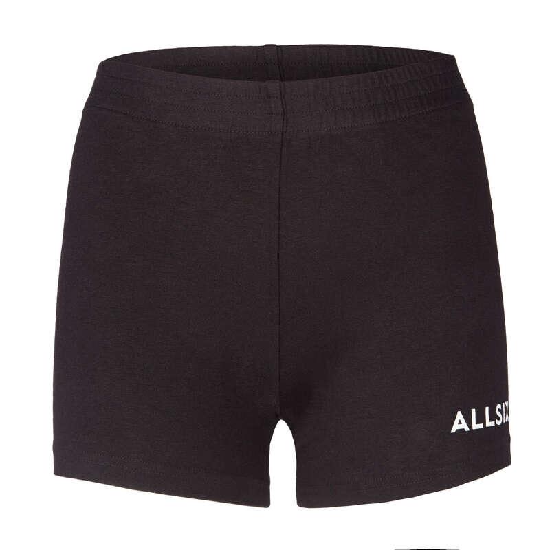 ABBIGLIAMENTO PALLAVOLO Sport di squadra - Short pallavolo donna V100 ALLSIX - Abbigliamento, calze Pallavolo