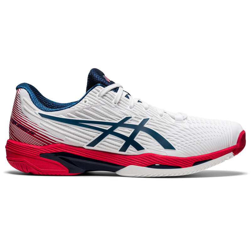 Gel-Solution Speed 2 FF Multi-Court Tennis Shoes - White