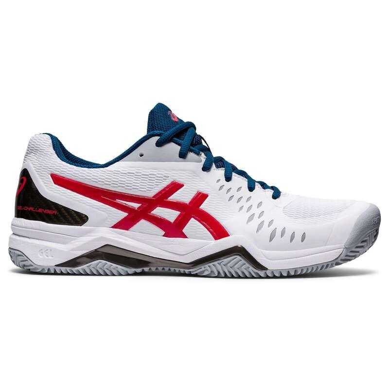 TENNISSKOR HERR GRUS Herrskor - Tennissko Gel Challenger ASICS - Typ av sko