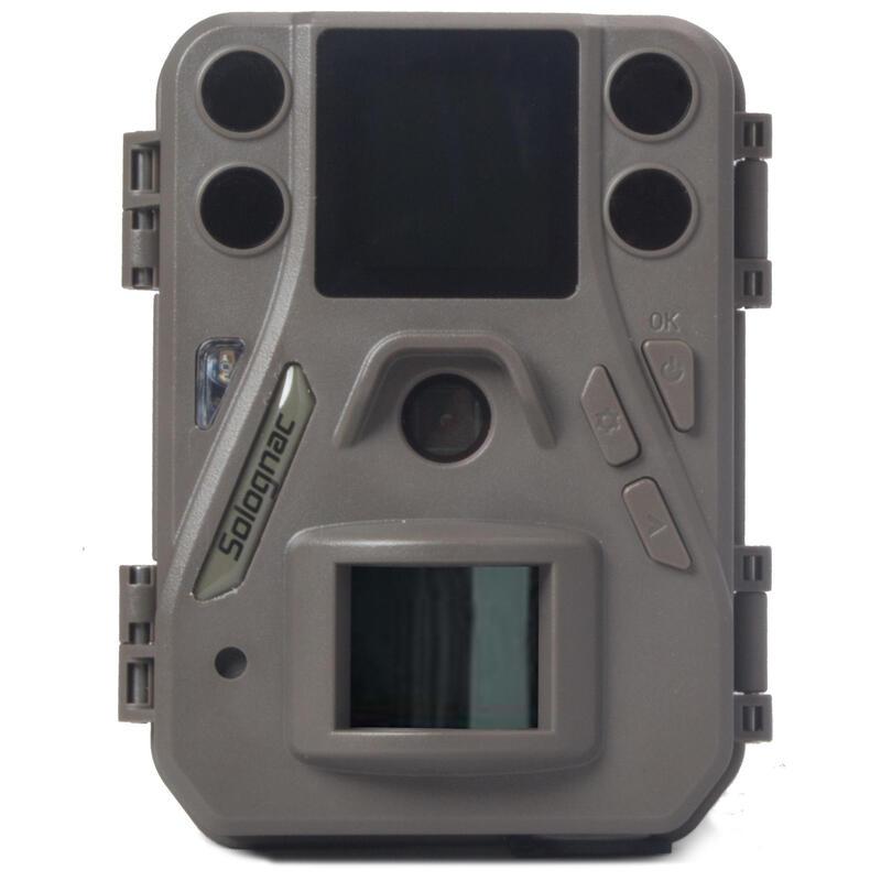 Caméra de chasse / Piège photographique BG100 SOLOGNAC