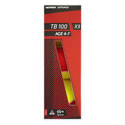 Tennis Ball TB100*3 - Red