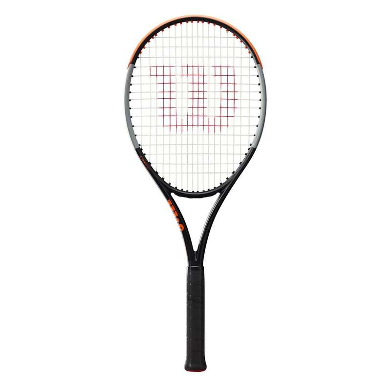 RAQUETTES ADULTE EXPERT Racketsport - Tennisracket BURN 100LS V4.0 WILSON - Tennis