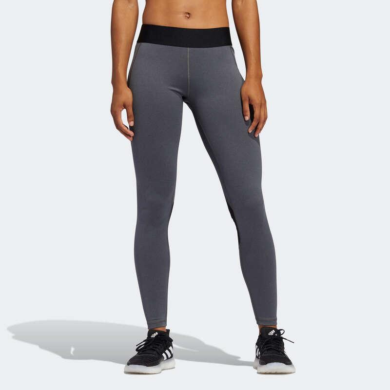 Îmbrăcăminte cardio fitness damă Imbracaminte - Colanţi Fitness Adidas Damă  ADIDAS - Sporturi