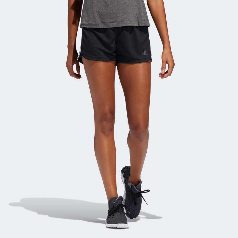 DÁMSKÉ OBLEČENÍ NA KARDIO FITNESS, ZAČÁTEČNICE Fitness - DÁMSKÉ FITNESS KRAŤASY ADIDAS ADIDAS - Fitness oblečení a boty