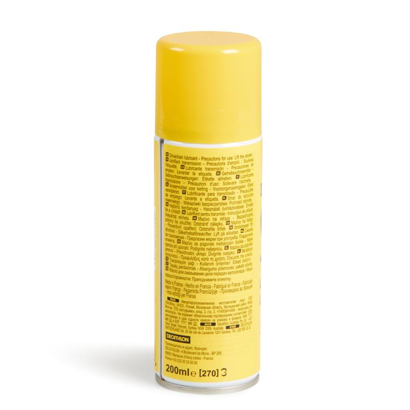 Bike Cleaning Kit 500 (Sponge, Detergent, Degreaser, Lubricant)