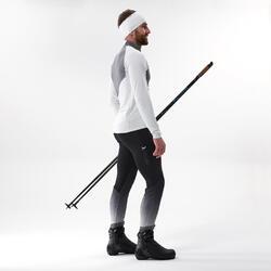 Collant de ski de fond noir - XC S collant 500 - HOMME