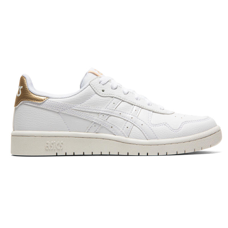 Chaussure Femme Japan S Blanche Or