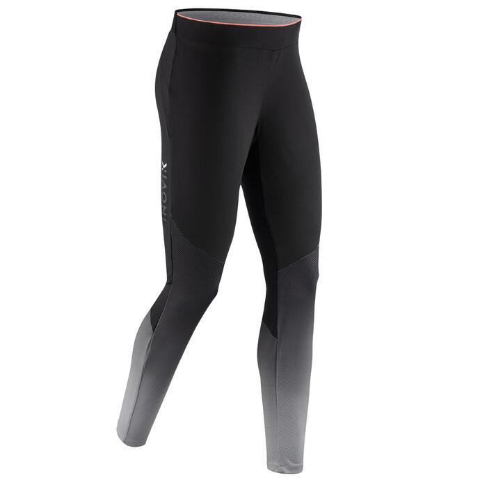 Thermolegging voor langlaufen dames XC S TIGHT 500 zwart