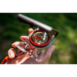 Boussole à miroir de visée en degrés et millièmes Explorer 900
