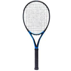 Tennisracket voor volwassenen TR930 Spin zwart/blauw