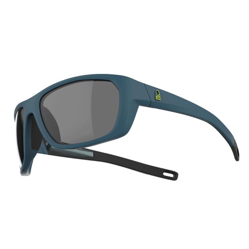 Ochelari de soare plutitori navigație SAILING 500 Polarizaţi M Albastru Adulți