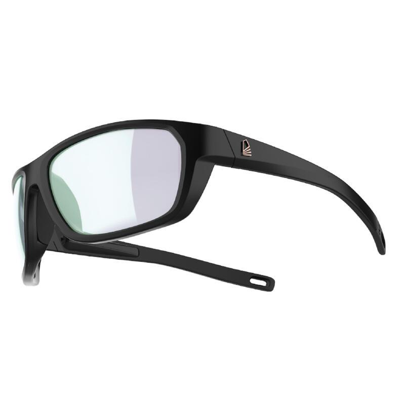 Gafas de Sol Vela 500 Adulto Negro Polarizadas Flotantes Talla S