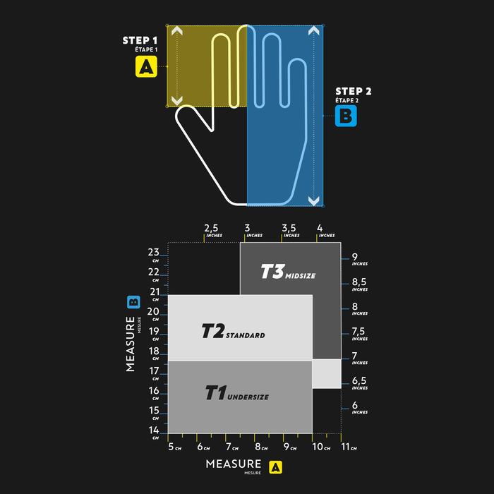 Golfgrip Lamkin Crossline M58 maat 2 standaard zwart