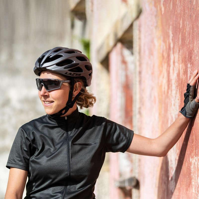 YOL BİSİKLETİ KASKLARI Bisiklet - LAZER BLADE+ HELMET TITANIUM LAZER - Bisikletçi Ekipmanları