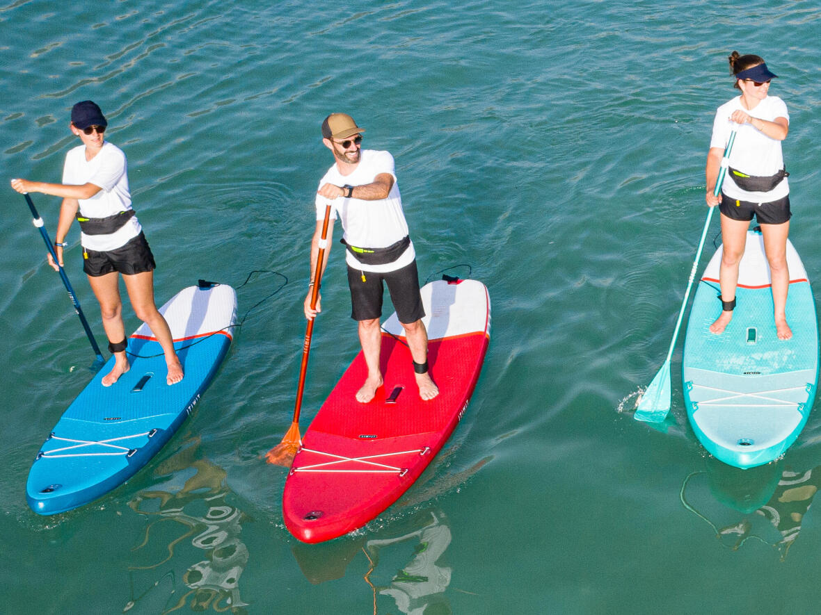 stand up paddle bienfait corps