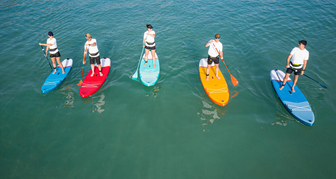 stand up paddle beginner